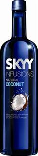 Skyy Vodka Infusions Coconut 750ml